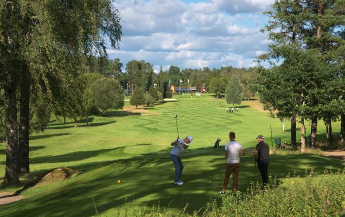 mogen kvinna söker golfhallen linköping